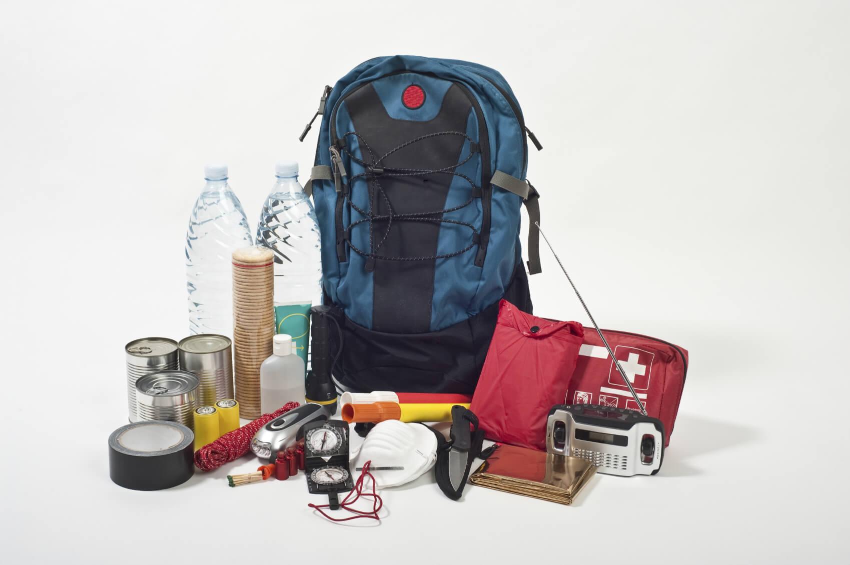 72-Hour-Kit