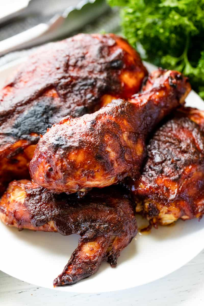 Baked Barbecue Chicken – Easy Dinner Idea