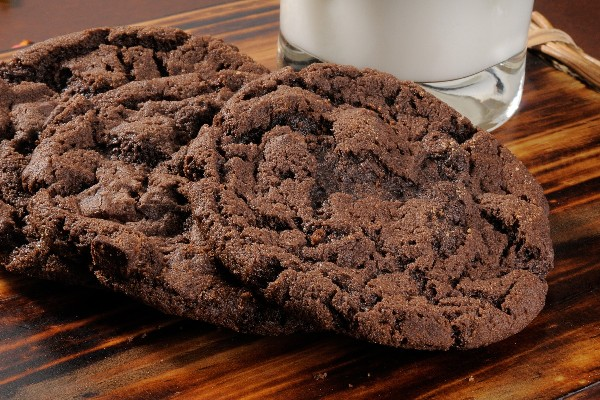 The Easiest Double Chocolate Chip Cookies