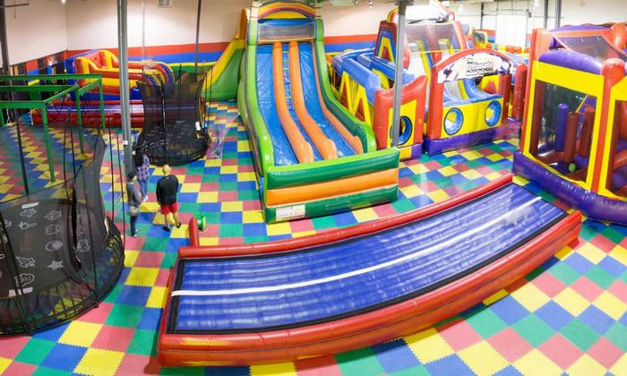 Big List of Utah Indoor Play Plac