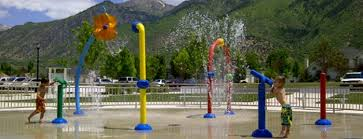 Super List of Utah Splash Pads